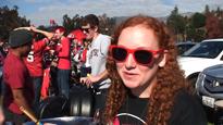 2013 Rose Bowl [ pre-event ]
